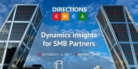 Microsoft, Directions EMEA 2017, 4-6 Οκτωβρίου, Μαδρίτη, Ισπανία!