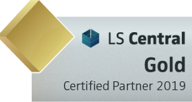 2019/05/10 - ERGOLOGIC  awarded with another Gold Certification from LS Retail, for 2019!