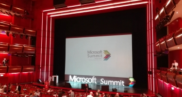 2018/05/22 - ERGOLOGIC : PARTICIPATION IN THE THIRD CONFERENCE OF MICROSOFT - MICROSOFT SUMMIT 2018